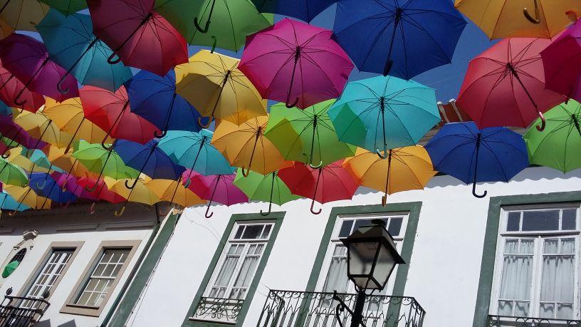 Umbrella Sky Project, Agueda