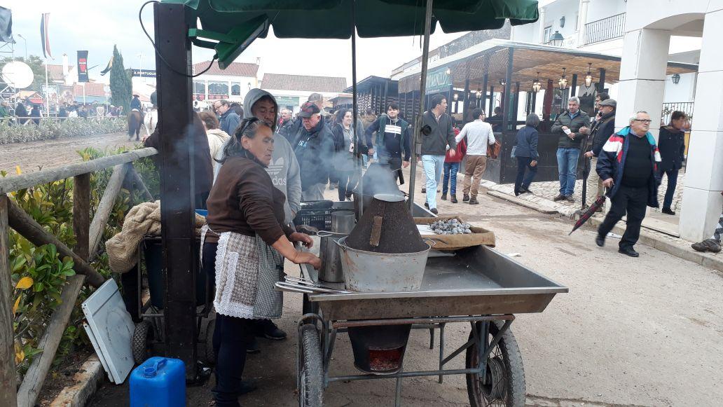 Markt in Golega
