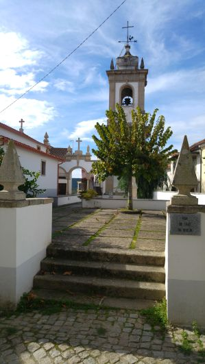 church Mouronho