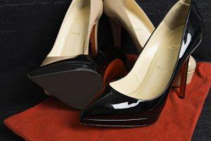 Stilettos, slecht voor de voeten