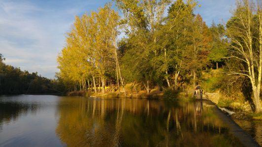 Cascalheira, rivierstrand Secarias